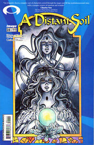 A DISTANT SOIL #35 - Back Issue