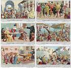 Chromo Liebig Sang. 1678 ITA Storia d'Italia X ANNO 1957
