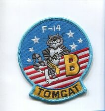 GRUMMAN F-14B F-14 TOMCAT US NAVY VF Fighter Squadron Jacket Patch