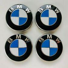 BMW 60mm Felgendeckel Nabendeckel Deckel Neu Radzierkappen