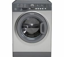 Hotpoint Fml 842 G Uk 8 kg 1400 Spin Washing Machine - Graphite - Currys