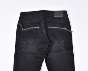 Hugo Boss Lallker Black Dust Regular Fit Women Jeans Size 26/32