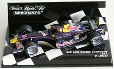 WOW EXTREMELY RARE Red Bull RB1 Cosworth Liuzzi Imola 2005 1:43 Minichamps