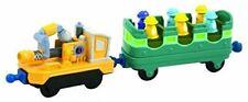 Chuggington Training Cars Wobbler and Leaf Blower Diecast Engine Pack