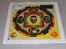 Ringo Starr -  Time Takes Time  - LP 180g Vinyl // The Beatles