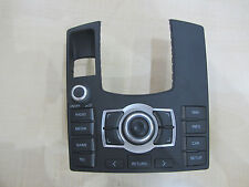 Audi A8 S8 4E Bedienteil Navigation Schalter Navi MMI 4E1 919 612 M 4E1919612M