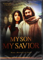 My Son My Savior Mary, Mother Of Jesus NEW DVD Bruce Marchiano Life Of Jesus
