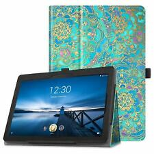 For Lenovo TAB E10 TB-X104F 10.1 Inch Tablet PU Leather Case Folio Cover Stand