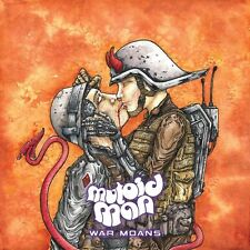 MUTOID MAN - WAR MOANS   VINYL LP + MP3 NEU
