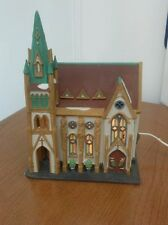 All Saints Corner Church Department 56 Christmas In The City Retired #5542-5