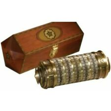 Da Vinci Code Cryptex, 1:1 Scale, Prop, Replica : The Noble Collection - Ne