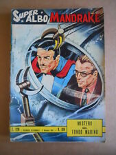 Super Albo Mandrake n°110 1964 Edizioni Spada  [G508]