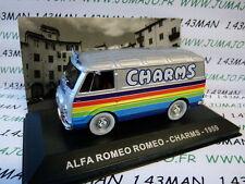 1/43 IXO Altaya Véhicules d'époque ITALIE : ALFA ROMEO Roméo CHARMS 1959