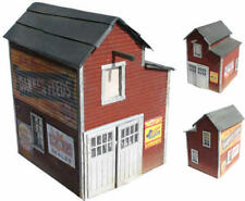 Dannen Feeds Craftsman Structure Kit by Railroad Kits THE HO SCALE VALUE LEADER!