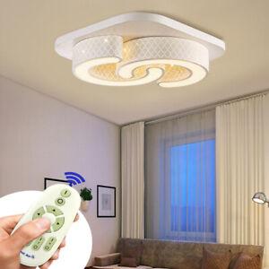 64W LED Deckenlampe Badlampe Deckenleuchte Flurleuchte Wohnzimmer Badleuchte