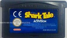 jeu GANG DE REQUINS nintendo game boy advance GBA spiel dreamworks SHARK TALE