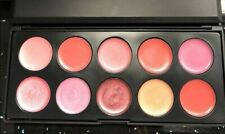 10 colour Lip Palette