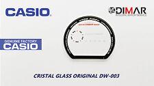 VINTAGE GLASS CASIO DW-003 NOS