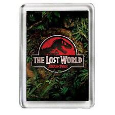 Jurasic Park 2 The Lost World. The Movie. Fridge Magnet.