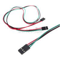 5X 3Pin 70cm Female To Female Jumper Cable Wire for Arduino 3D Printer Reprap