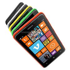 Nokia Lumia 625 Black Green White Orange Red Yellow Windows - Good Condition