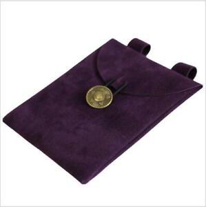 Medieval Men Waist Bag Viking Knight Belt Waist Bag Renaissance Pouch