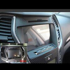 Decal Sticker Black Navigation GPS Molding For Hyundai Santa fe Sport 2013~2014