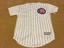 Chicago Cubs Arrieta Jersey Shirt Youth M Medium Majestic All Stitched