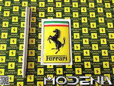 Original Emblem Ferrari Cavallino Aufkleber Wappen Logo Sticker Badge 3D 8cm 4