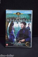 Stargate Atlantis DVD Season 1 Disc 1 (Benelux Version, Region 2 PAL)