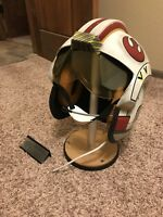 Mark Hamil Signed Limited Edition EFX X wing helmet with SDComic Con Bundle