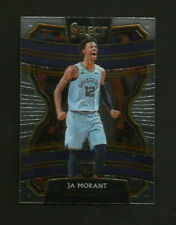 2019-20 SELECT GRIZZLIES JA MORANT ROOKIE CARD #72