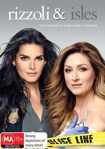 Rizzoli And Isles : Season 7 FINAL : NEW DVD