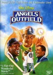 ANGELS IN THE OUTFIELD DVD ( Danny Glover Tony Danza Christopher Lloyd ) NEW