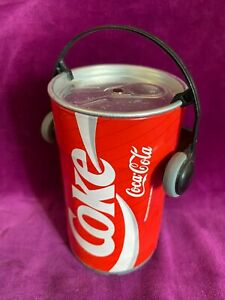 1990 Dancing Coke Coca Cola Can Takara Collectible Vintage NOT TESTED