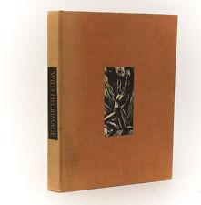 Lynd Ward 'Wild Pilgrimage'. Harrison Smith & Robert Haas, 1932. 1st Ed