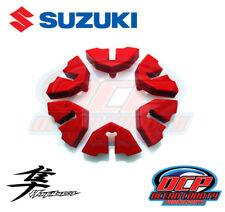 99 - 07 SUZUKI HAYABUSA GSX1300R PERFORMANCE REAR CUSH DRIVE RUBBER DAMPERS SET