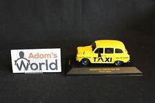 "IXO Austin FX4 London Cab 1:43 Taxi, ""Yellow Pages"" (JMR)"