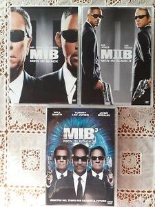 MIB Men in black La trilogia  DVD come nuovo