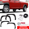 Fender Flares To 2002 2003 2008 2009 Dodge Ram 1500 2500 3500 Pocket Rivet Style