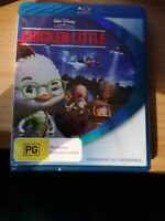 Chicken Little - Blu-ray HD  New & Sealed Region Free