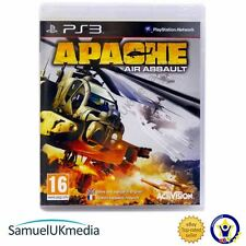 Apache Air Assault (PS3) ** **! Excelente Estado!