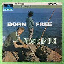 Frank Ifield - Born Free - Columbia 33SX-1534 Ex Condition Vinyl LP