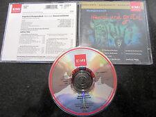 """HUMPERDINCK """"HANSEL UND GRETEL"""" CD HIGHLIGHTS VON OTTER BONNEY HENDRICKS TATE"""