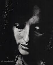 1967 Vintage Joan Baez By PHILIPPE HALSMAN Singer Songwriter Music Photo 16x20