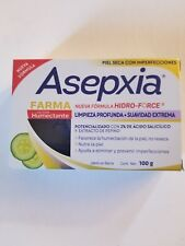 ASEPXIA Ultra Humectante Limpieza Profunda/ Deep Cleansing Bar Soap