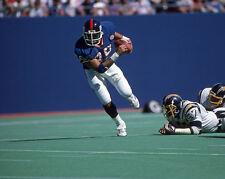 1986 New York Giants MARK BAVARO vs Chargers Glossy 8x10 Photo Print Poster