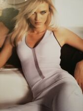 WOLFORD COLONIAL CLUB STRING BODY TAILLE M (FR 44/46) COULEUR WHITE