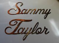 Personalized custom Word in Cursive Style Up to 12 letters  SINGLE WORD