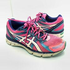 Asics Gel Excite 2 Women's Running Shoes T473Q Pink Blue White Size 8
